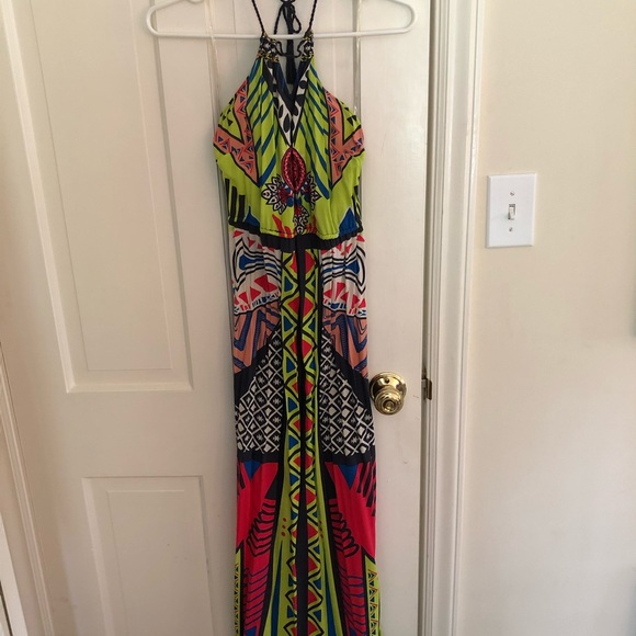 Flying Tomato Dresses & Skirts - Maxi multi colored summer dress